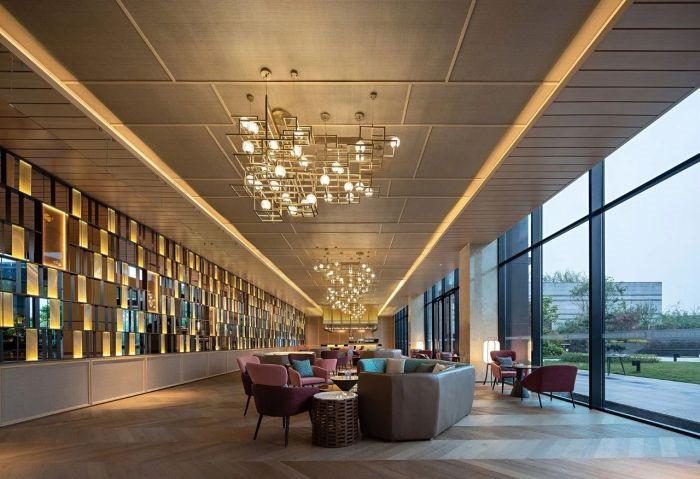 最新开业   成都海泉湾美憬阁索菲特酒店餐厅设计