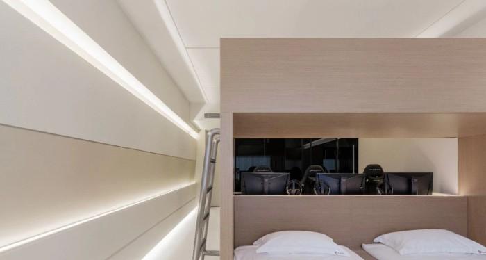 郑州勃朗设计推荐乐驰差异化电竞酒店设计方案