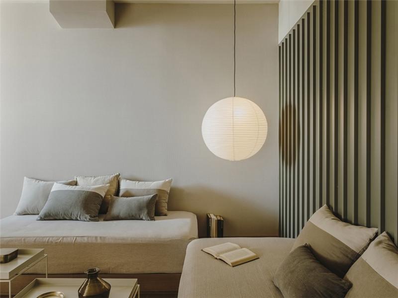 Chiqui酒店客房改造设计  自然休闲风度假酒店设计