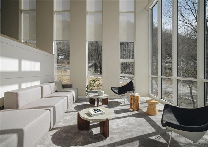 别样酒店改造设计   SOHO长城脚下公社室内改造