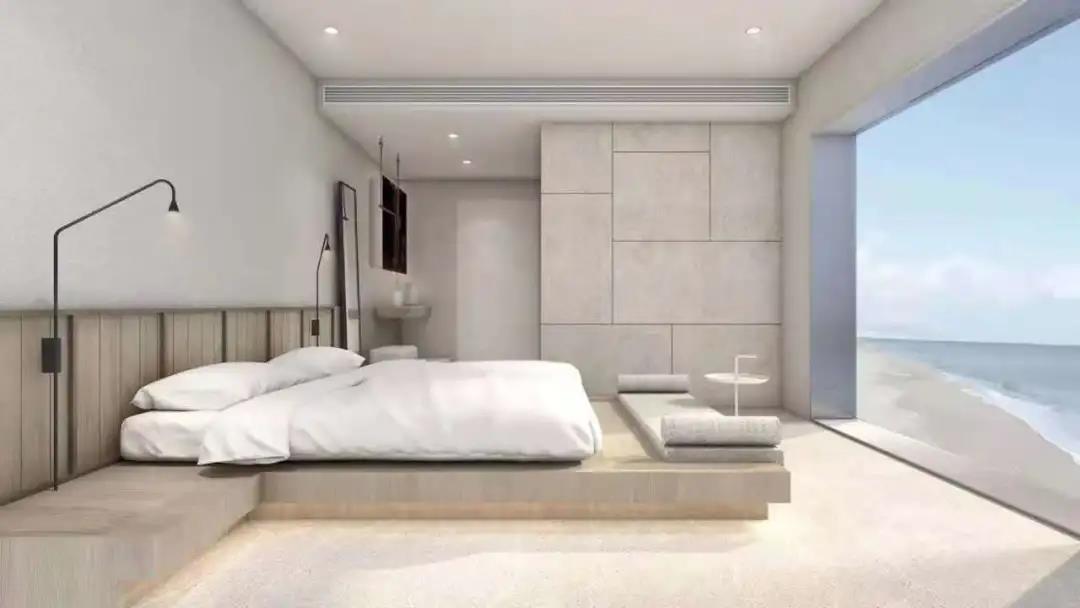 知名设计师青山周平新作:阿那亚唐舍酒店设计