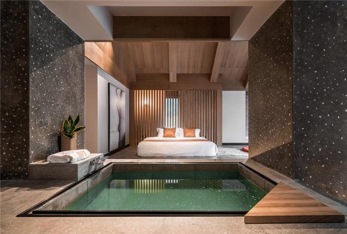 酒店客房设计-酷酷工业风成都1979精品度假酒店改造设计方案