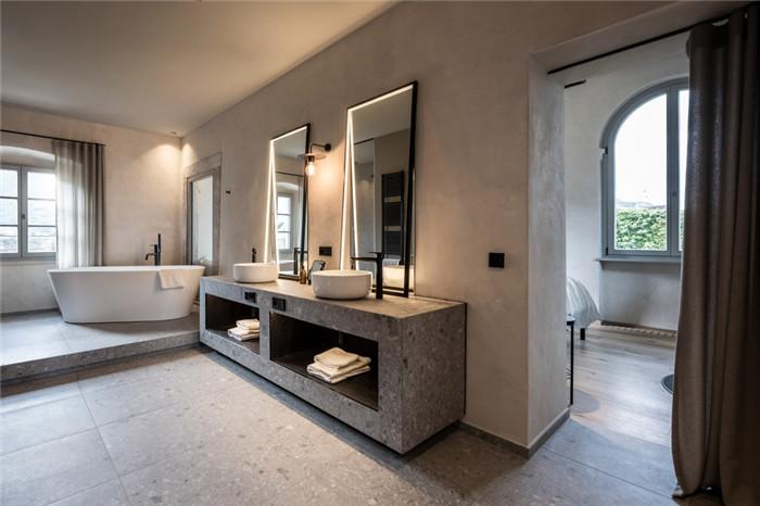 修道院翻新改造成酒店  国外特色酒店改造设计案例