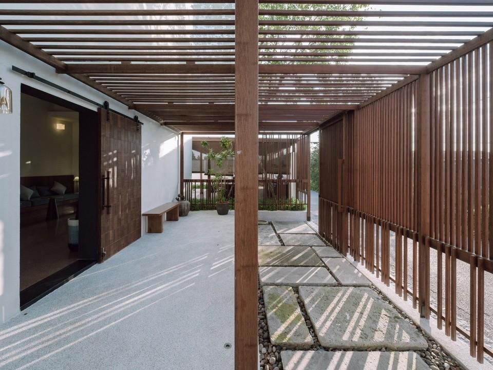 特色乡村民宿设计推荐:上海左盼民宿改造设计方案