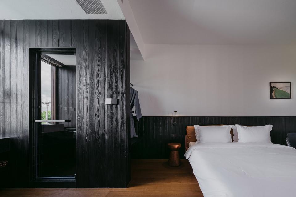 特色乡村民宿设计推荐:上海左盼民宿客房改造设计方案