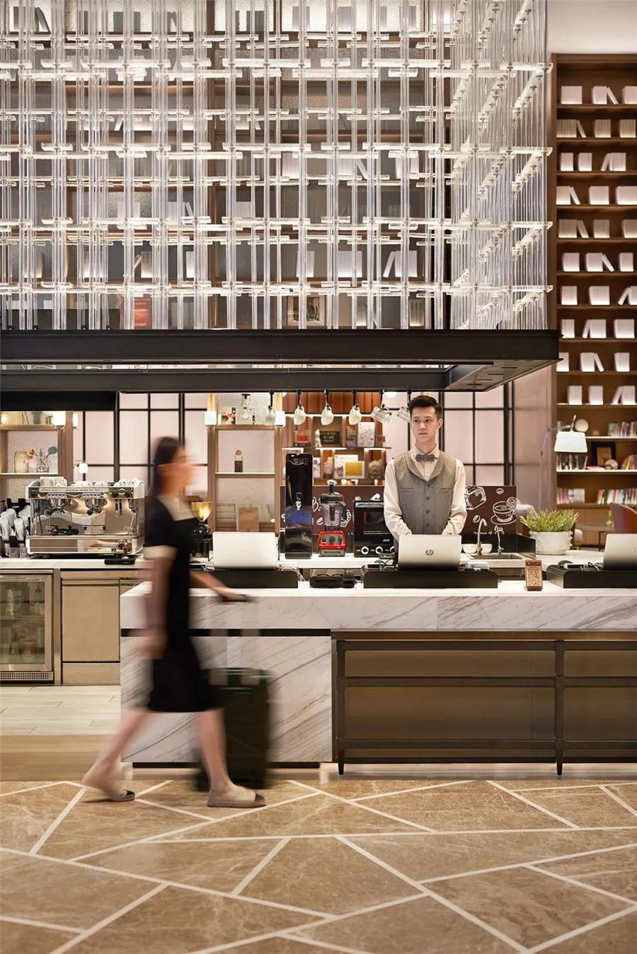 酒店坪效设计:如何挖掘酒店大堂的附加价值