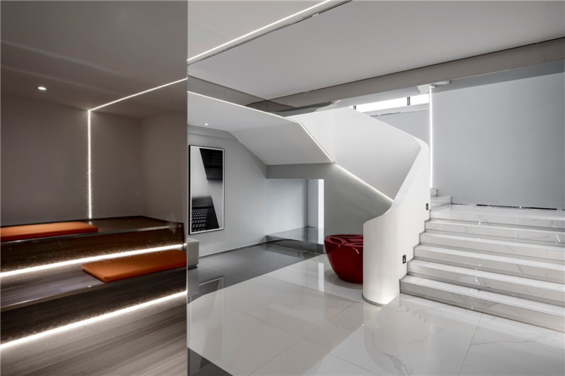 酒店大堂设计-以通宝为主题的时尚精品酒店设计案例