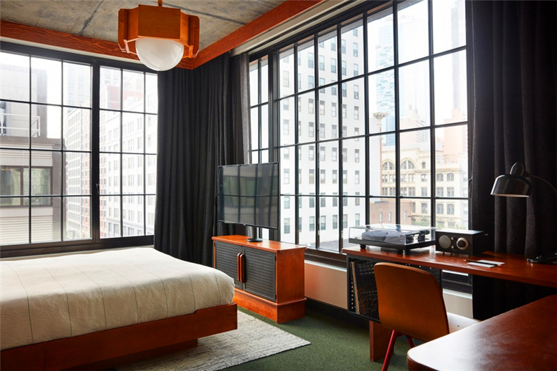 勃朗专业酒店设计企业