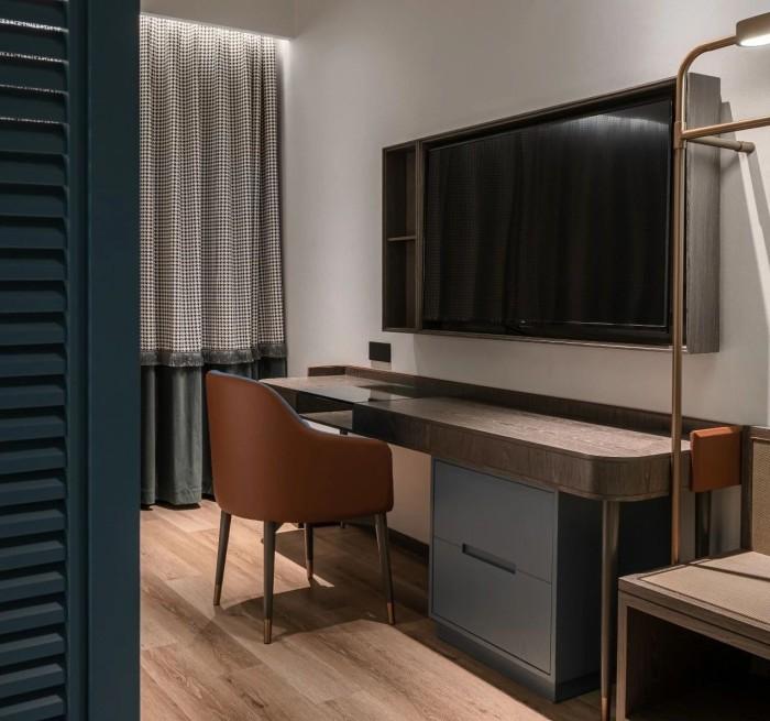 复古传奇  武汉汉口江滩美仑国际酒店设计