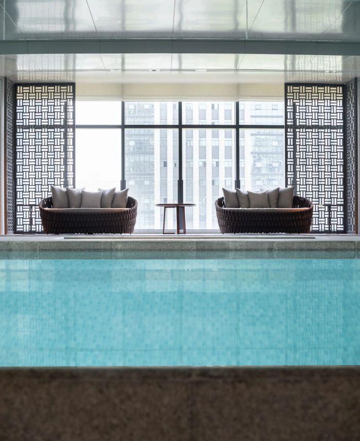 溧阳万豪酒店设计  新中式酒店设计中的江南风情
