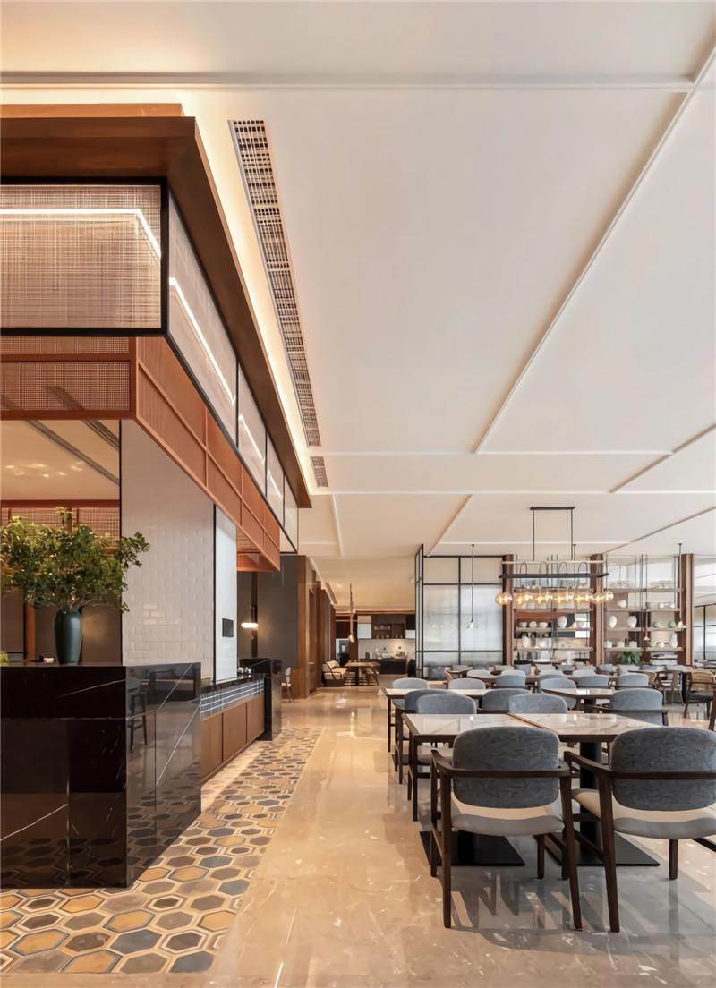 粤式风华五星级商务酒店设计  增城凯悦酒店设计赏析