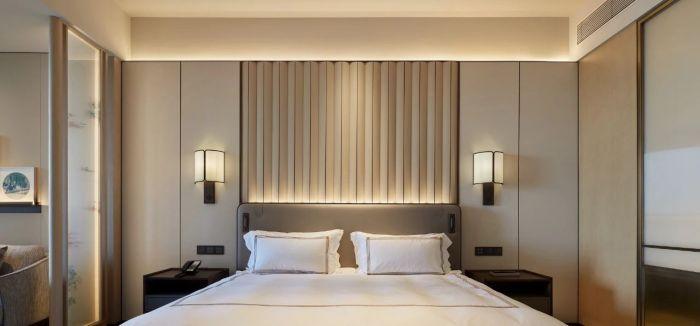 客房设计-中式风华   南湖宾馆1号楼翻新改造设计案例