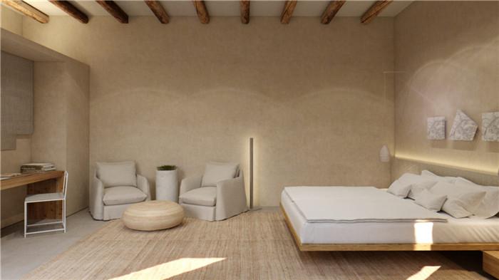 建筑师开的民宿  国外野奢型原生态民宿设计