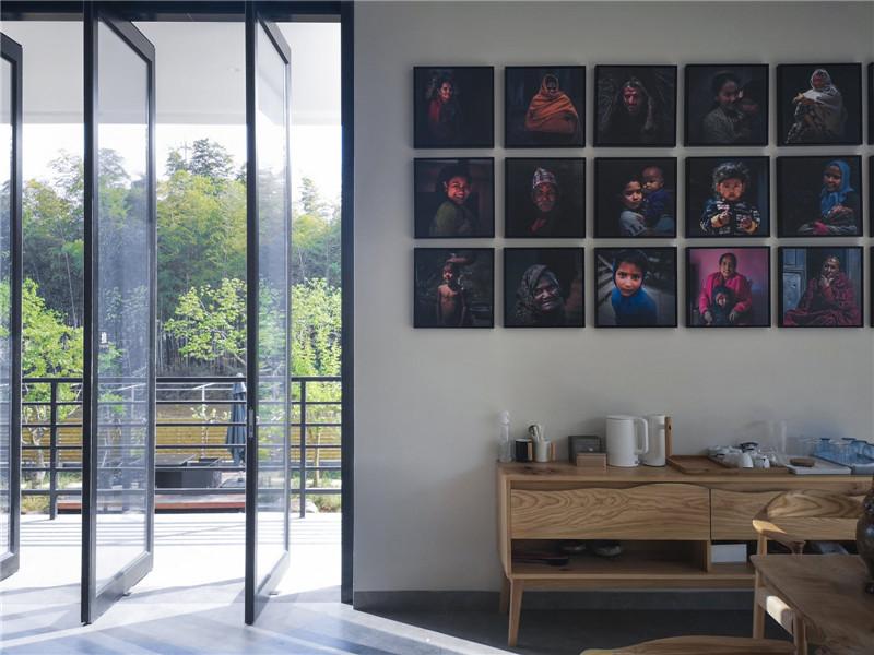 宜兴松楼   以竹为主题的摄影师民宿设计案例赏析