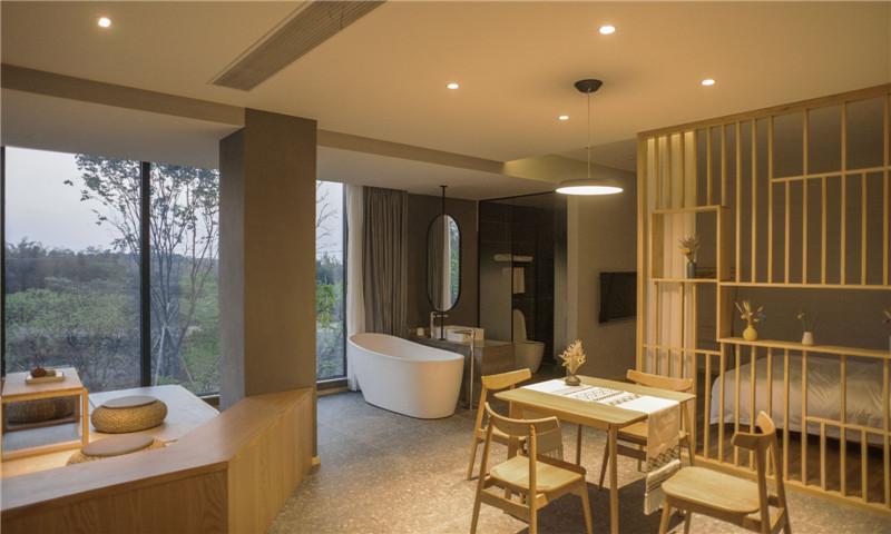 宜兴松楼   以竹为主题的摄影师民宿客房设计案例赏析