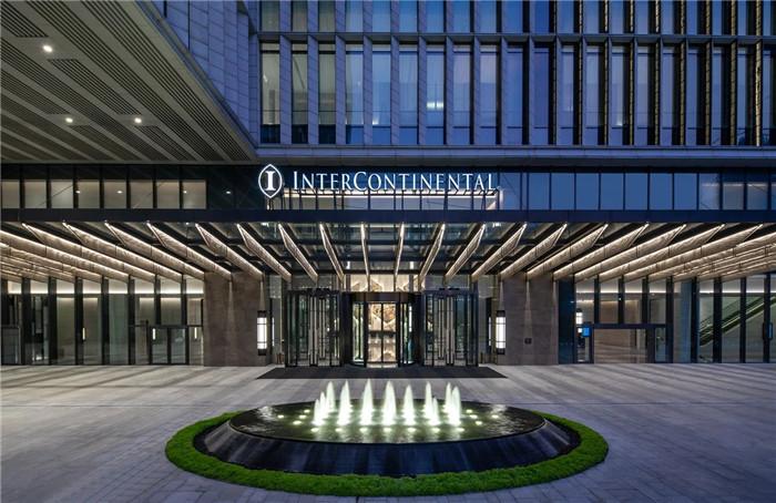 新五星级酒店设计   佛山新城保利洲际酒店设计赏析