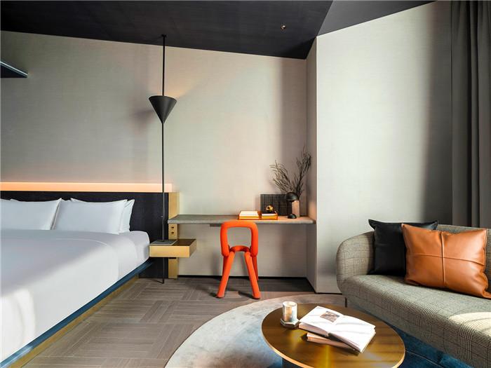 ICON LAB HOTEL  深圳先锋时尚精品酒店客房设计