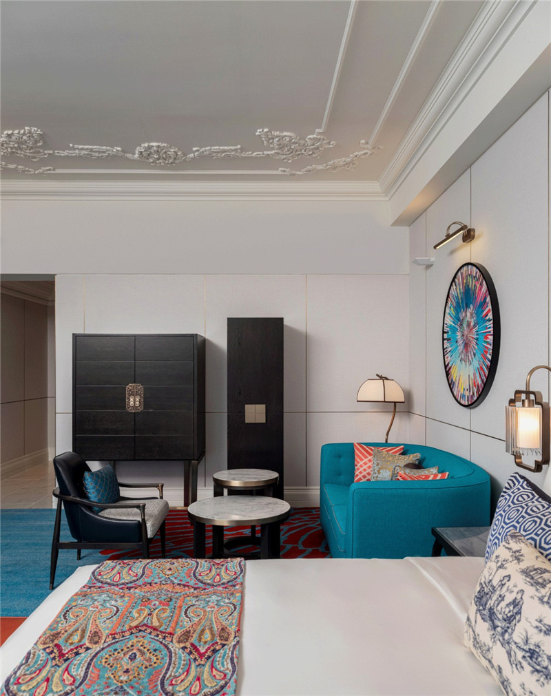 以花园为灵感的澳门上葡京度假酒店设计方案