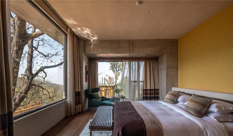 百年老宅改造酒店   树几山舍度假酒店设计案例