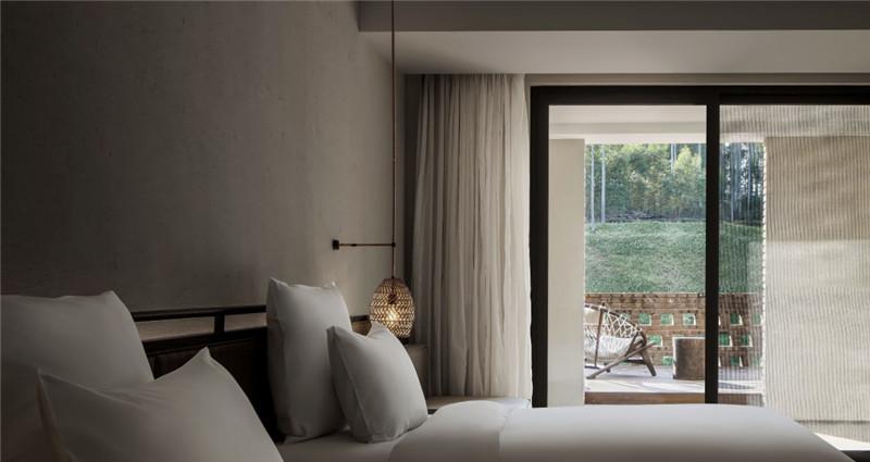 CCD新作:云南弥勒东风韵美憬阁精选酒店设计案例